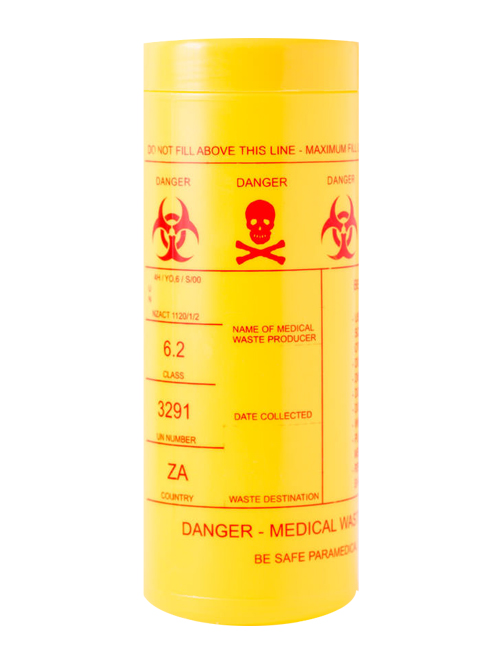 Sharps Container 900ml